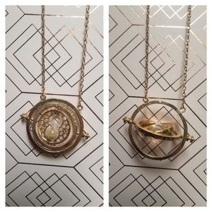 Jewelry - Harry Potter Hermione Time Turner Necklace